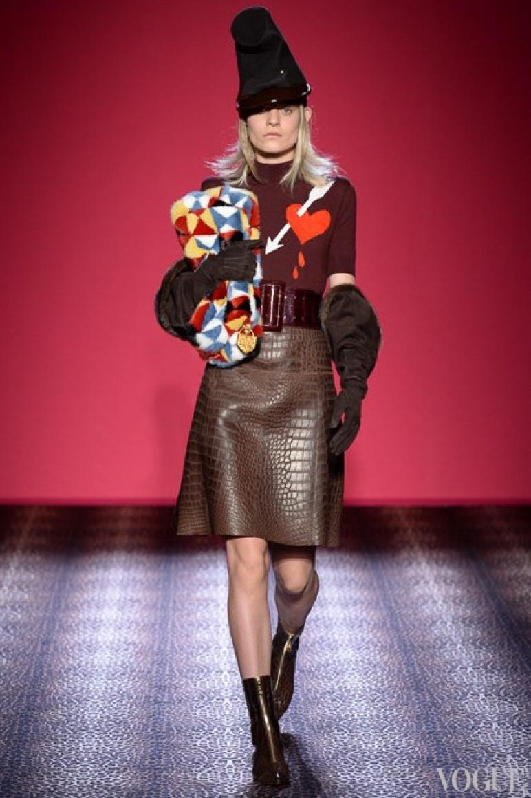 Schiaparelli Couture осень-зима 2014/2015 #22