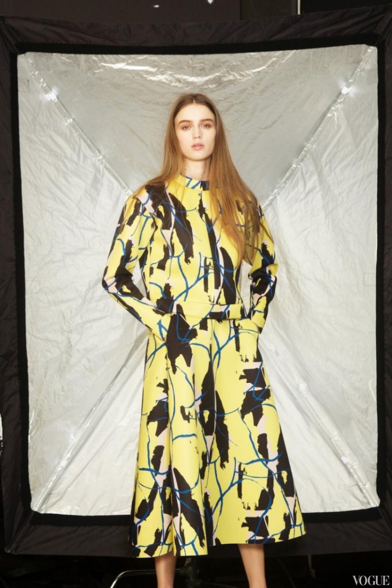 Cedric Charlier Couture весна-лето 2013 #8
