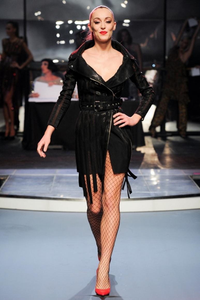 Jean Paul Gaultier весна-лето 2014 #15