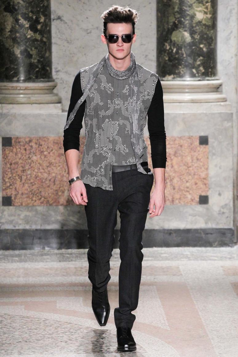 Roberto Cavalli Menswear осень-зима 2015/2016 #26