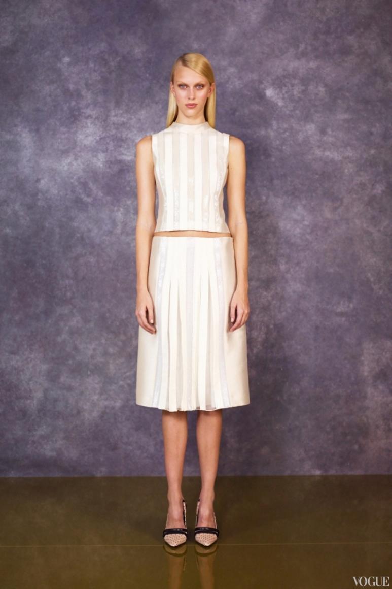 Tory Burch Couture весна-лето 2013 #1