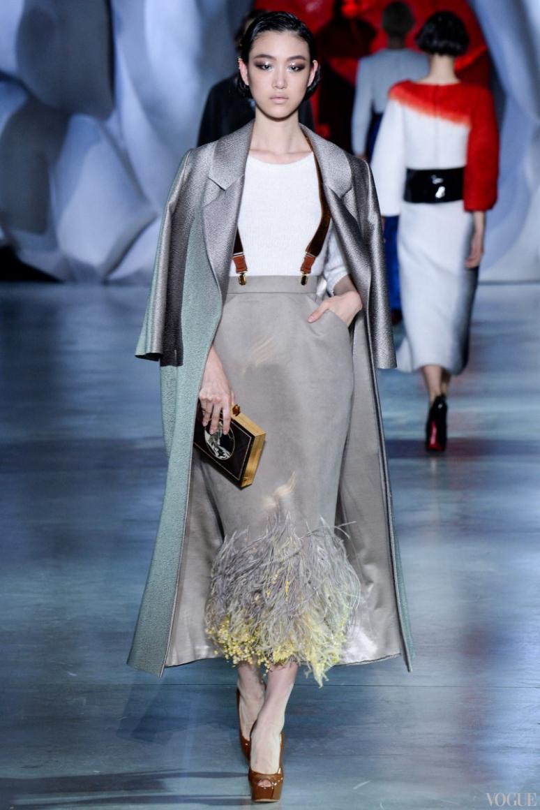 Ulyana Sergeenko Couture осень-зима 2014/2015 #28