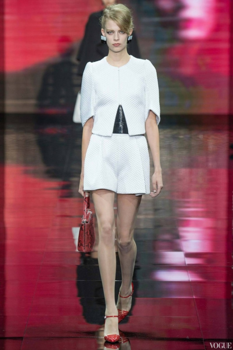 Armani Priv? Couture осень-зима 2014/2015 #67