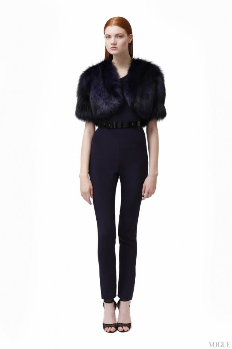 Monique Lhuillier Couture весна-лето 2013 #16