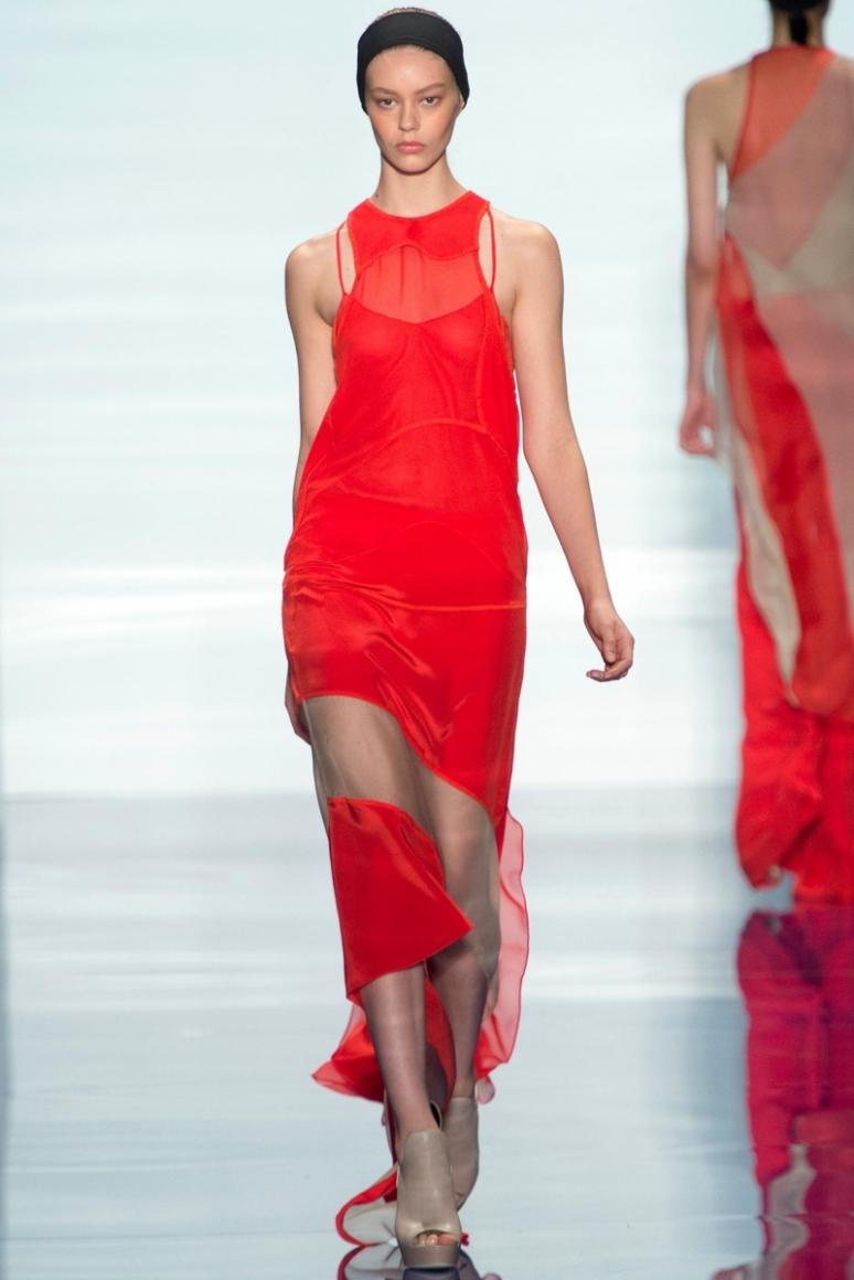 Vera Wang весна-лето 2014 #6