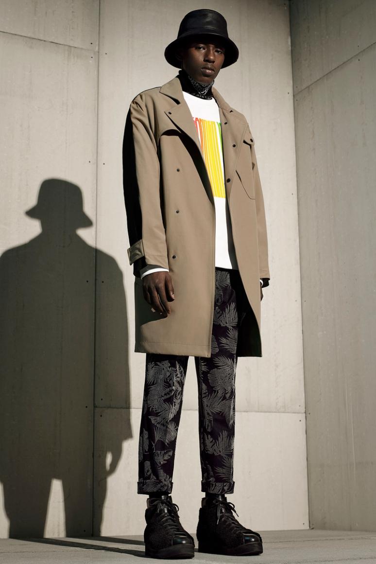 Alexander Wang Menswear осень-зима 2015/2016 #17
