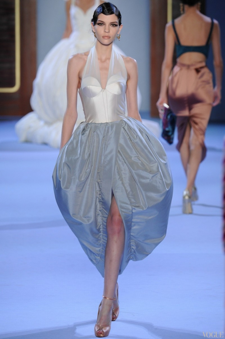 Ulyana Sergeenko Couture весна-лето 2014 #40