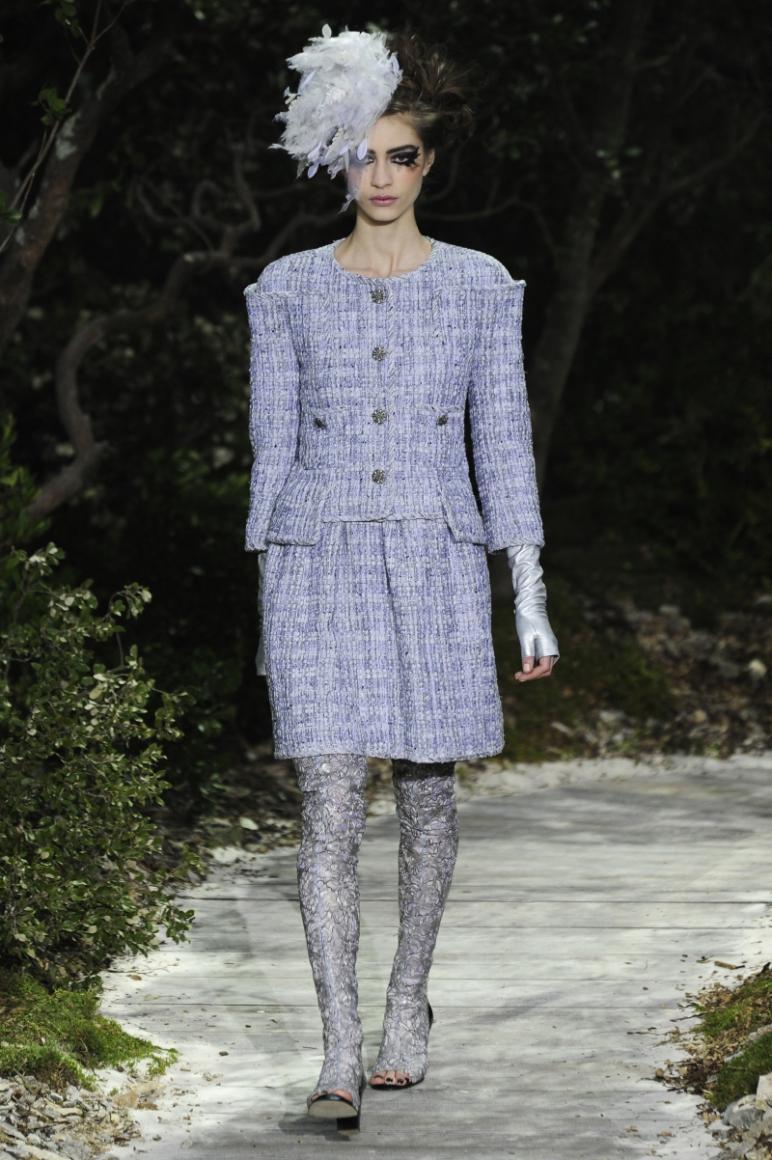 Chanel Couture весна-лето 2013 #9