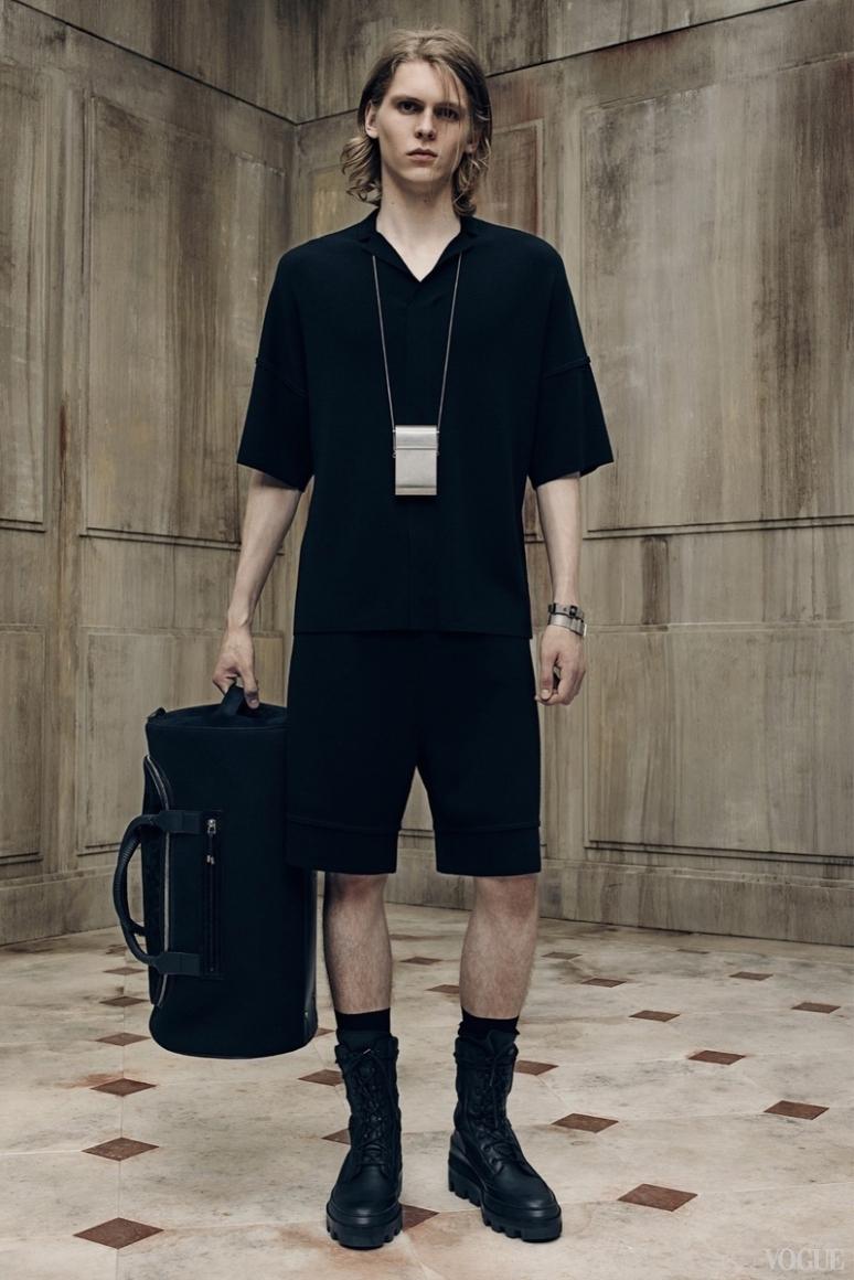 Balenciaga Menswear весна-лето 2016 #12