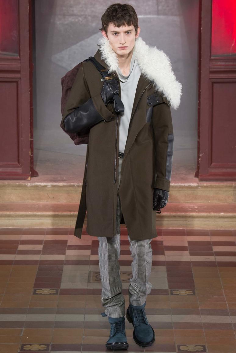 Lanvin Menswear осень-зима 2015/2016 #30
