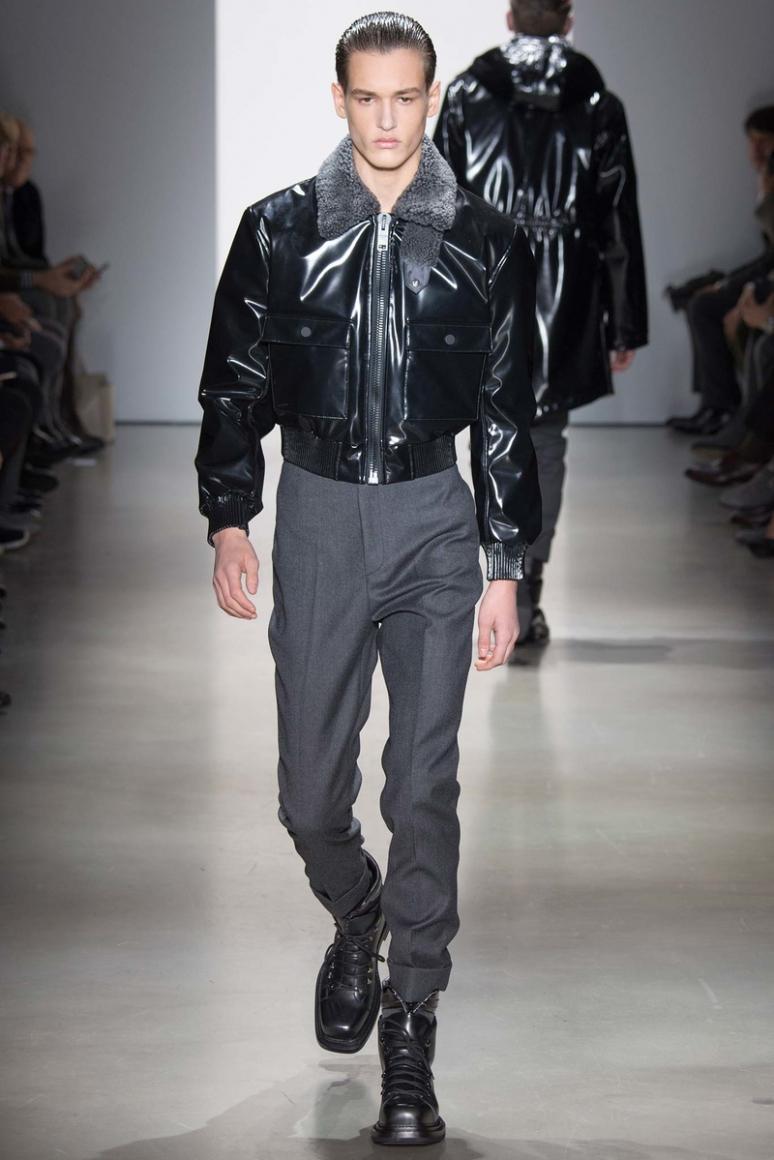 Calvin Klein Menswear осень-зима 2015/2016 #22