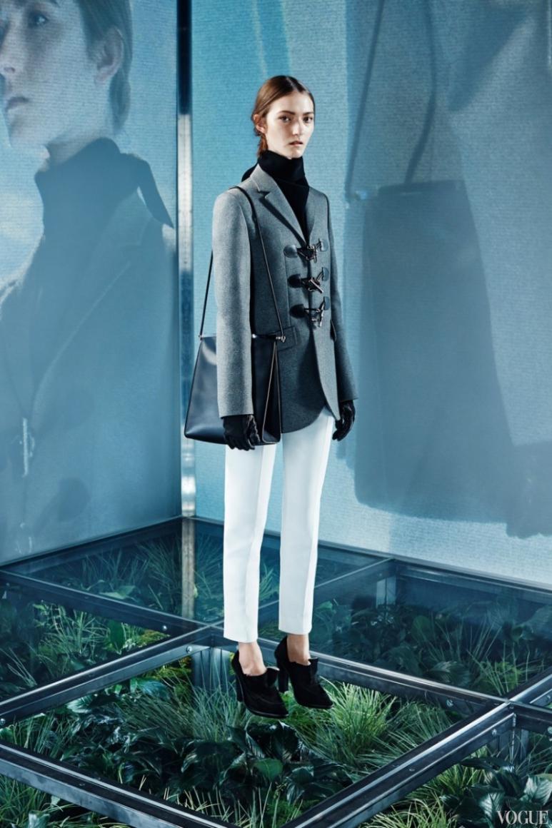 Balenciaga Couture весна-лето 2013 #9