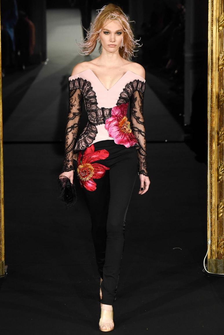 Alexis Mabille Couture весна-лето 2015 #15