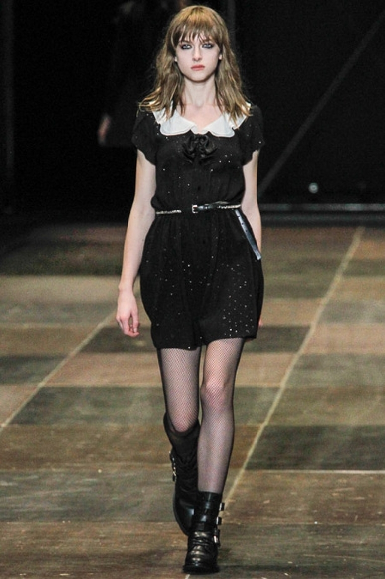 Saint Laurent осень-зима 2013/2014 #15