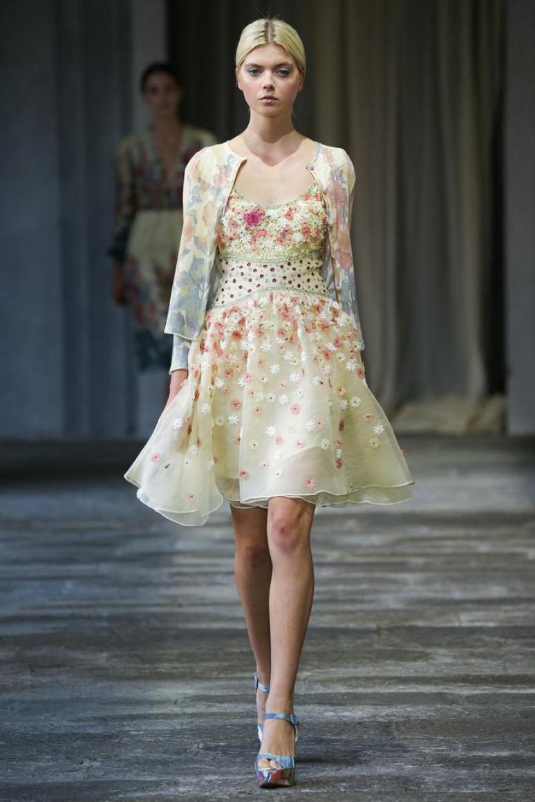 Luisa Beccaria весна-лето 2015 #43