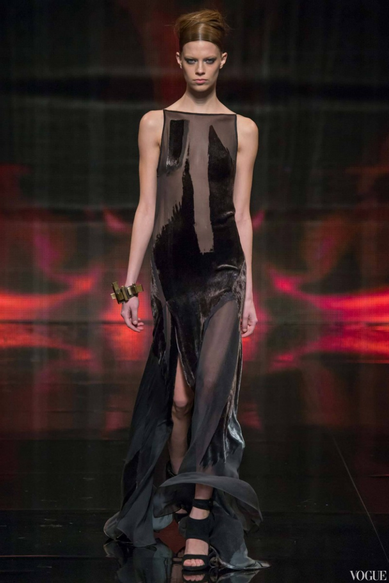 Donna Karan осень-зима 2014/2015 #8