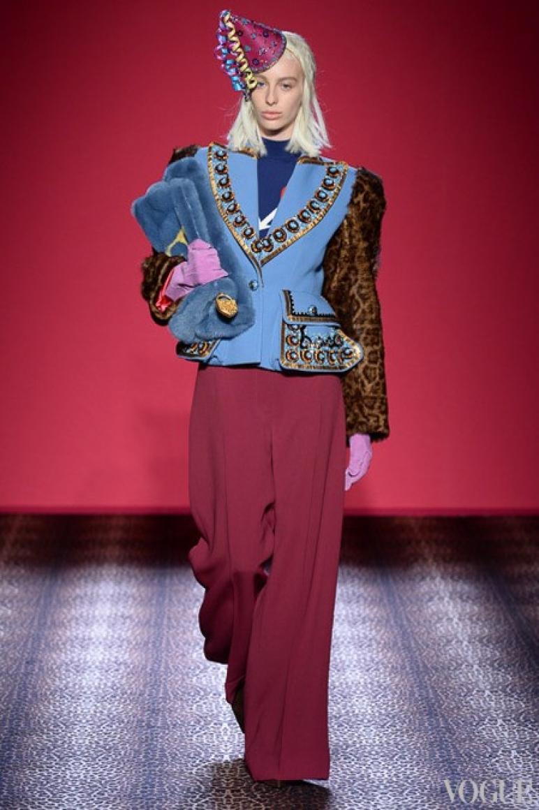 Schiaparelli Couture осень-зима 2014/2015 #15