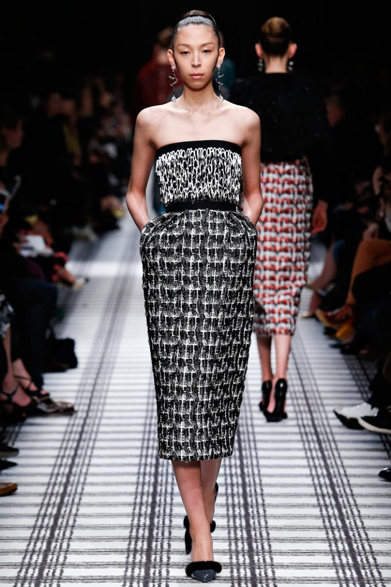 Balenciaga осень-зима 2015/2016 #24