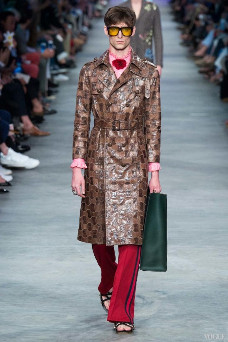 Gucci Menswear весна-лето 2016 #34