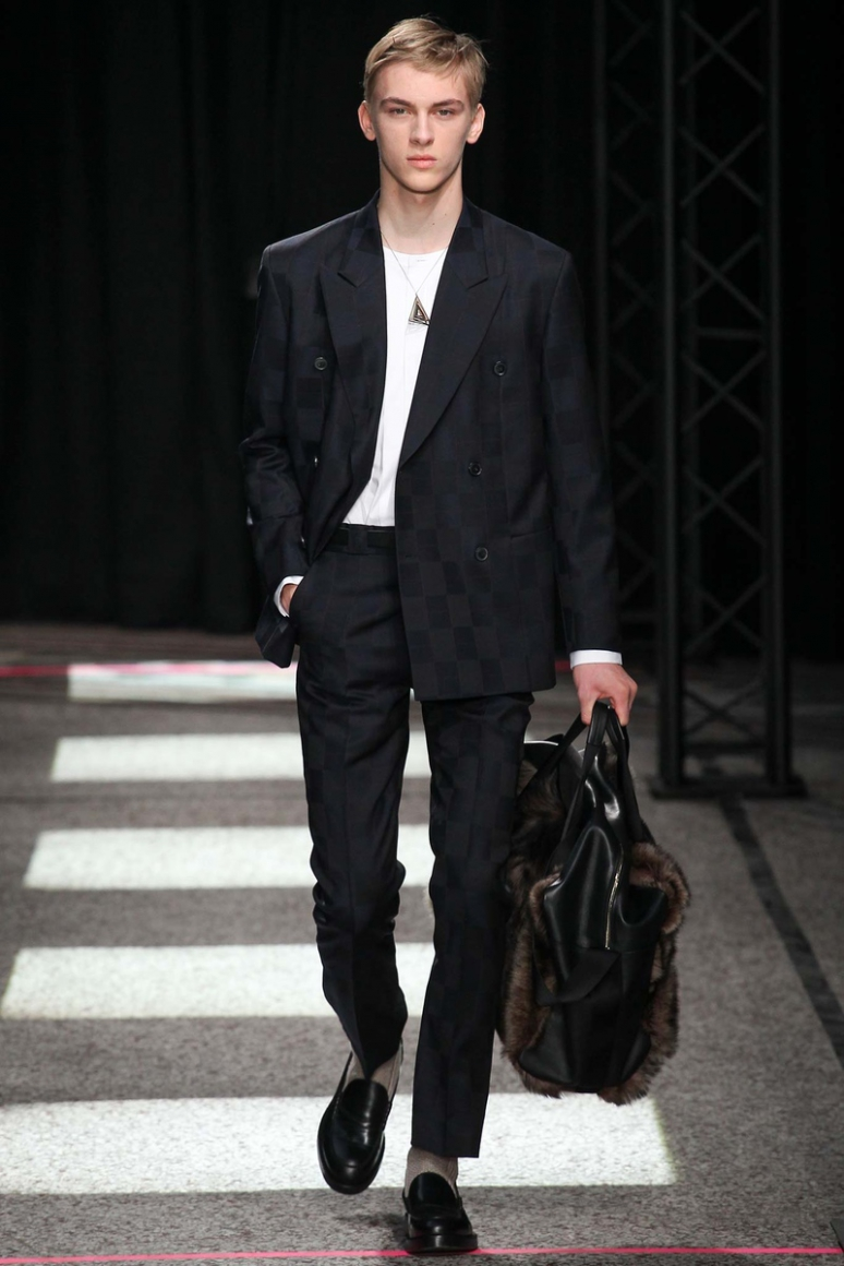 Paul Smith Menswear осень-зима 2015/2016 #13