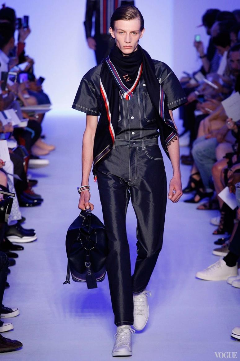 Louis Vuitton Menswear весна-лето 2016 #28