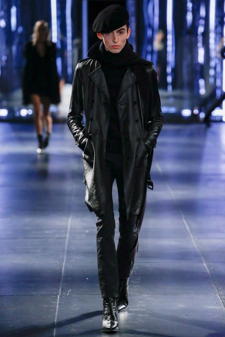 Saint Laurent Menswear осень-зима 2015/2016 #33