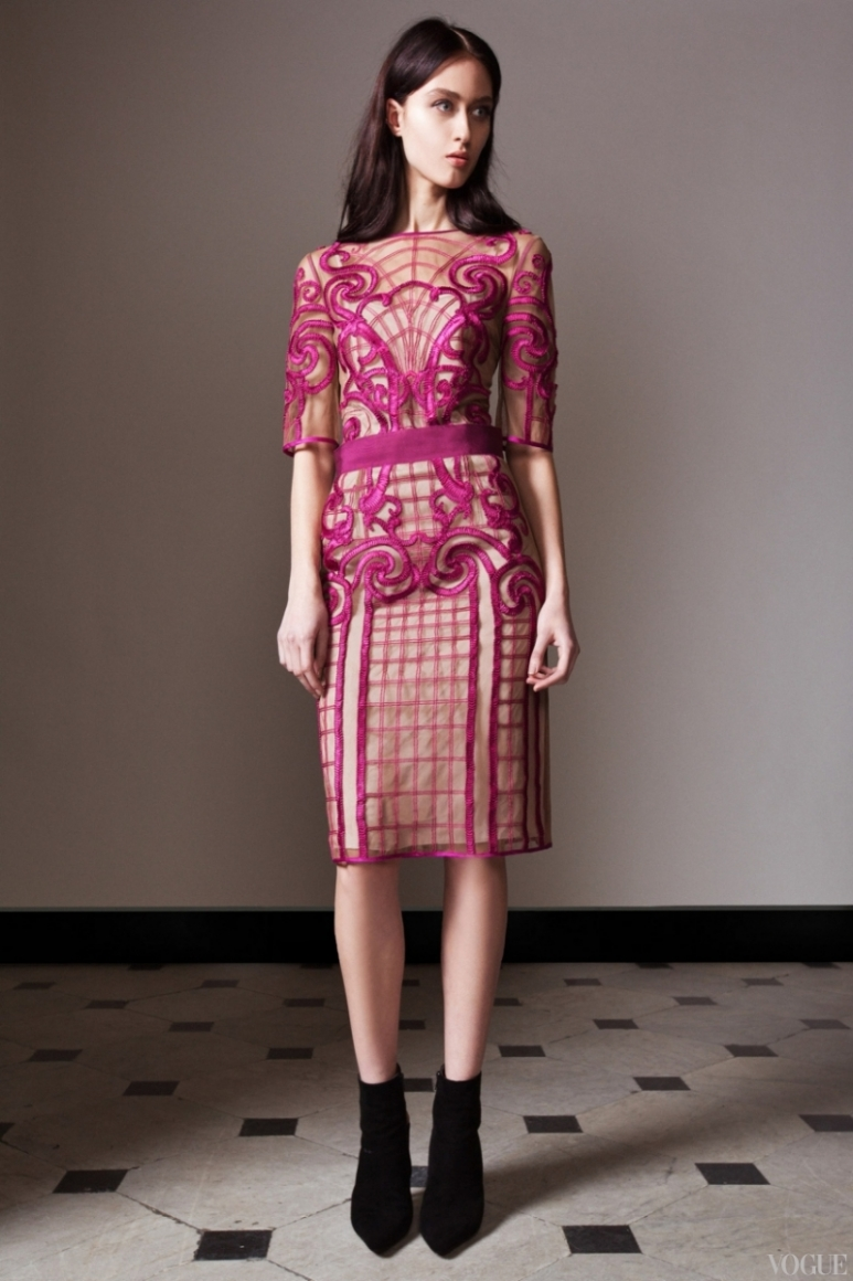 Temperley London Couture весна-лето 2013 #15