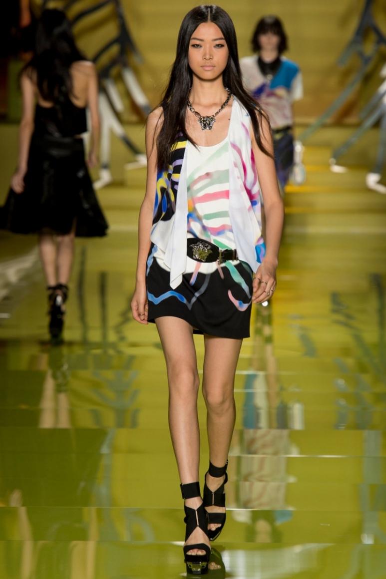 Versace весна-лето 2014 #38
