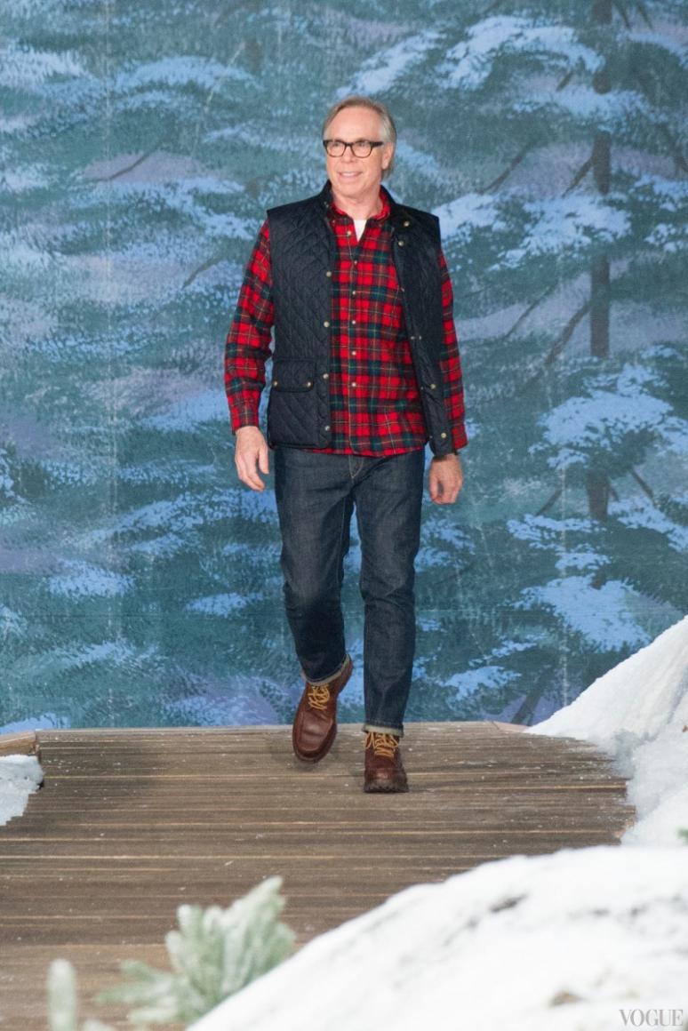 Tommy Hilfiger осень-зима 2014/2015 #1