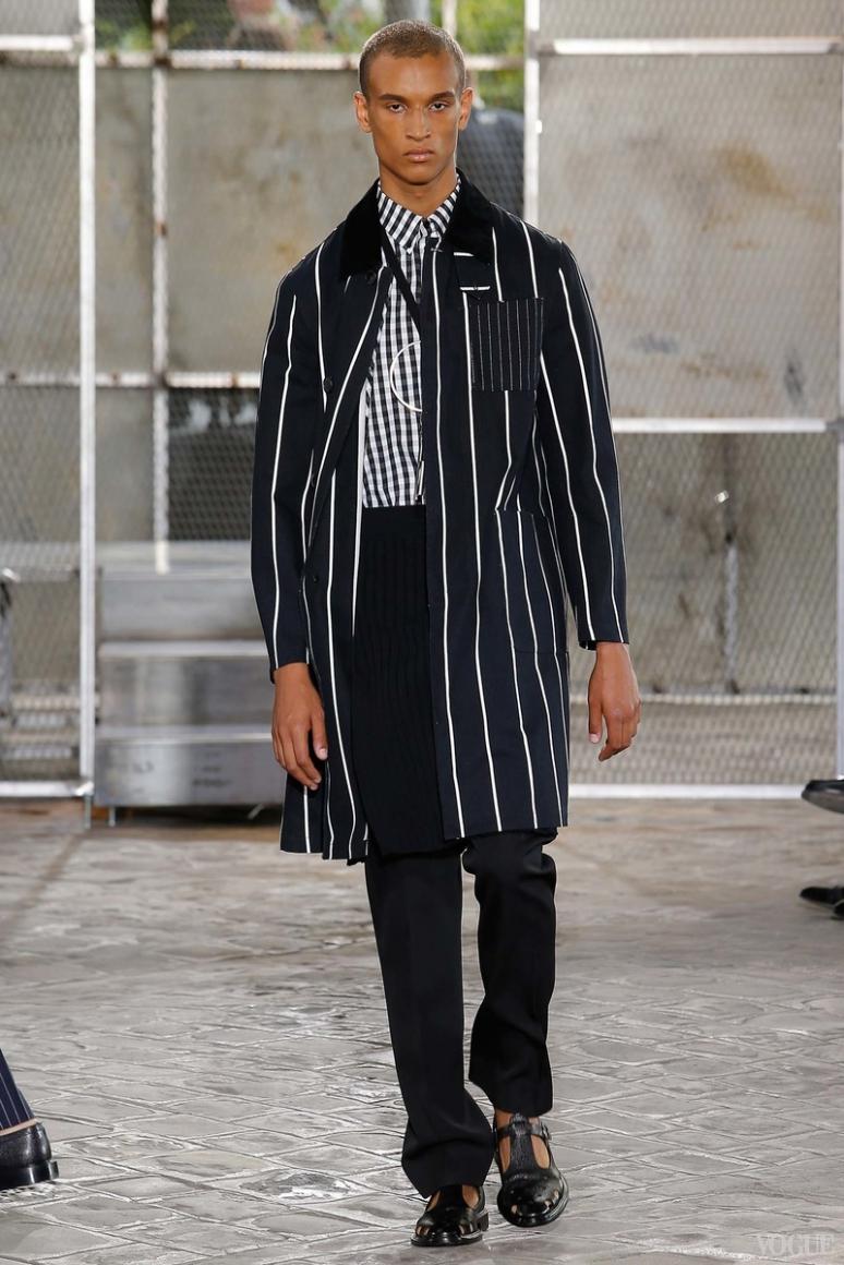 Givenchy Menswear весна-лето 2016 #24