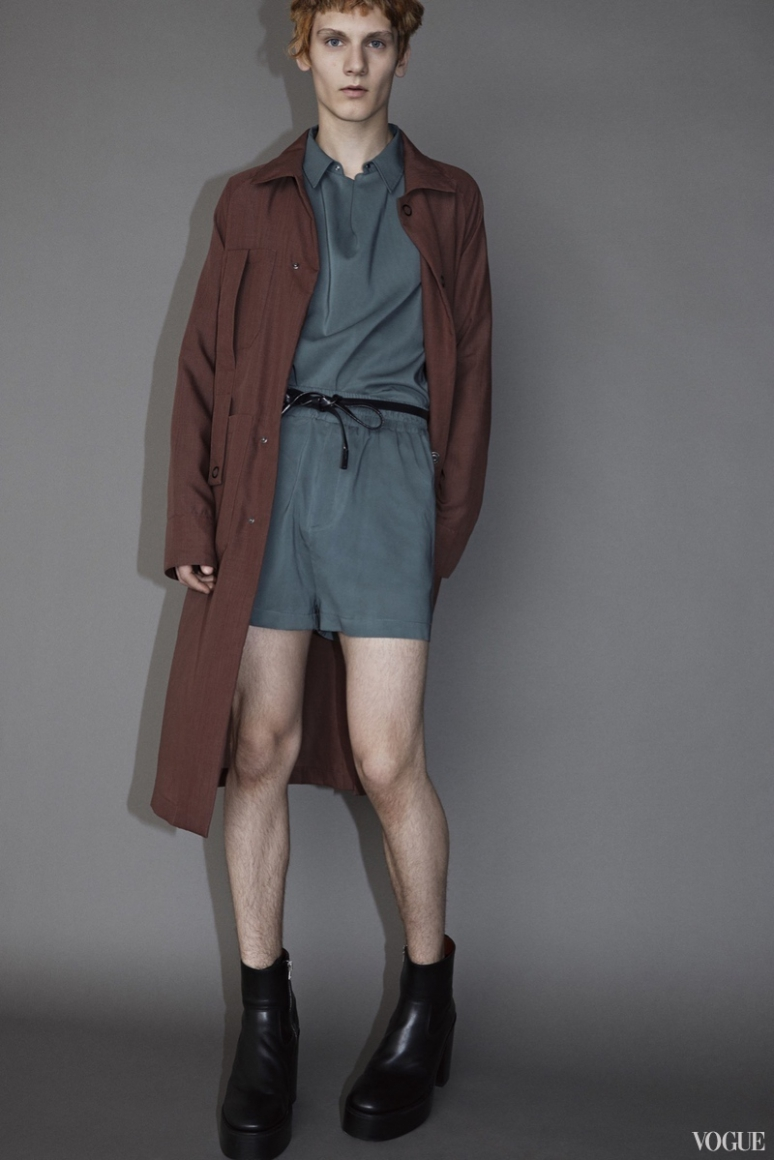 Acne Menswear весна-лето 2016 #11