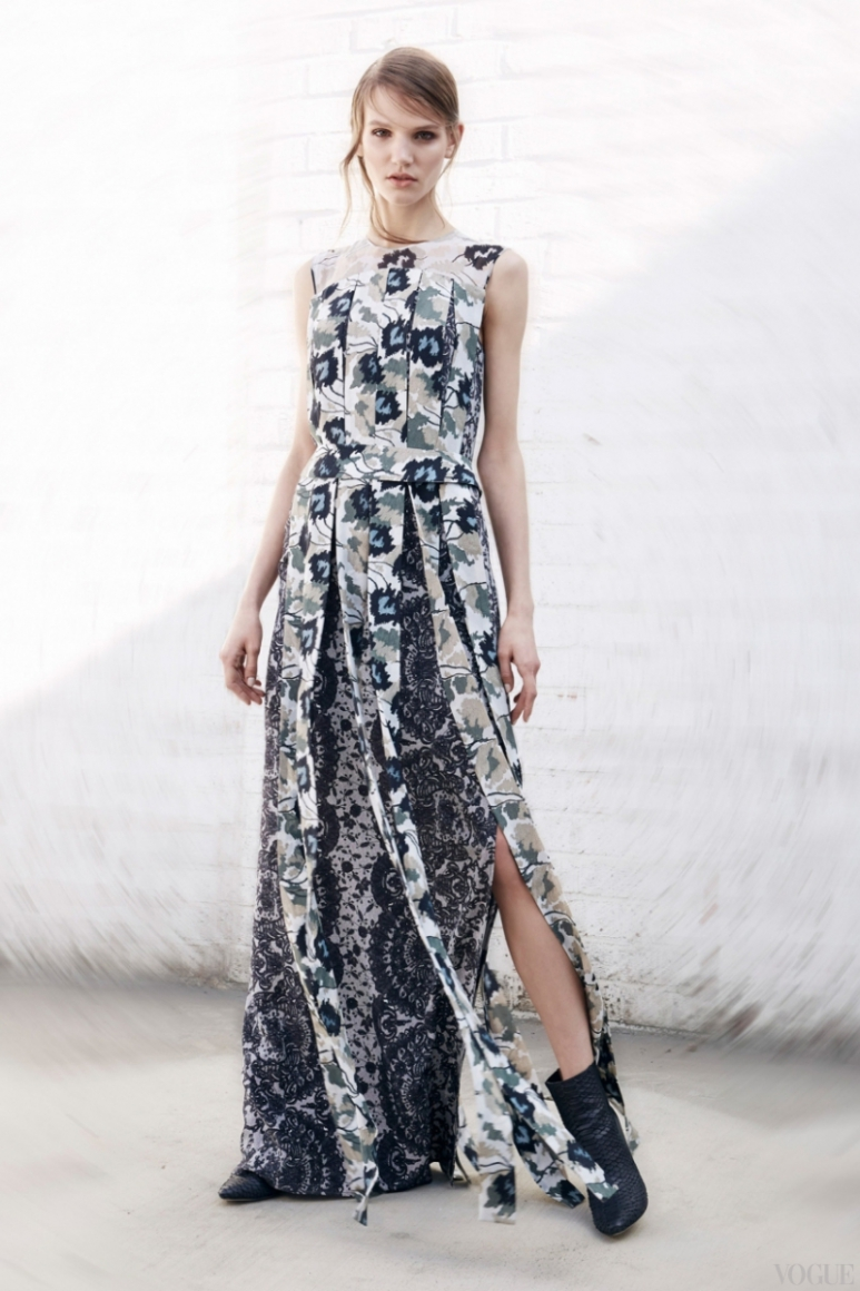 BCBG Max Azria Couture весна-лето 2013 #26
