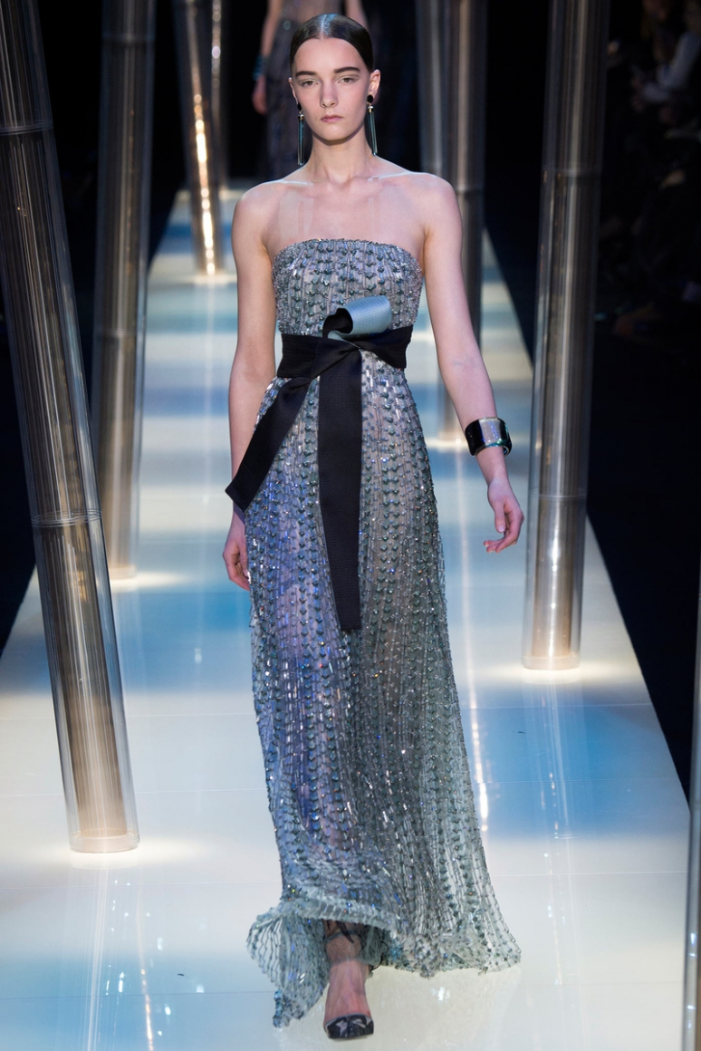 Armani Priv? Couture весна-лето 2015 #14