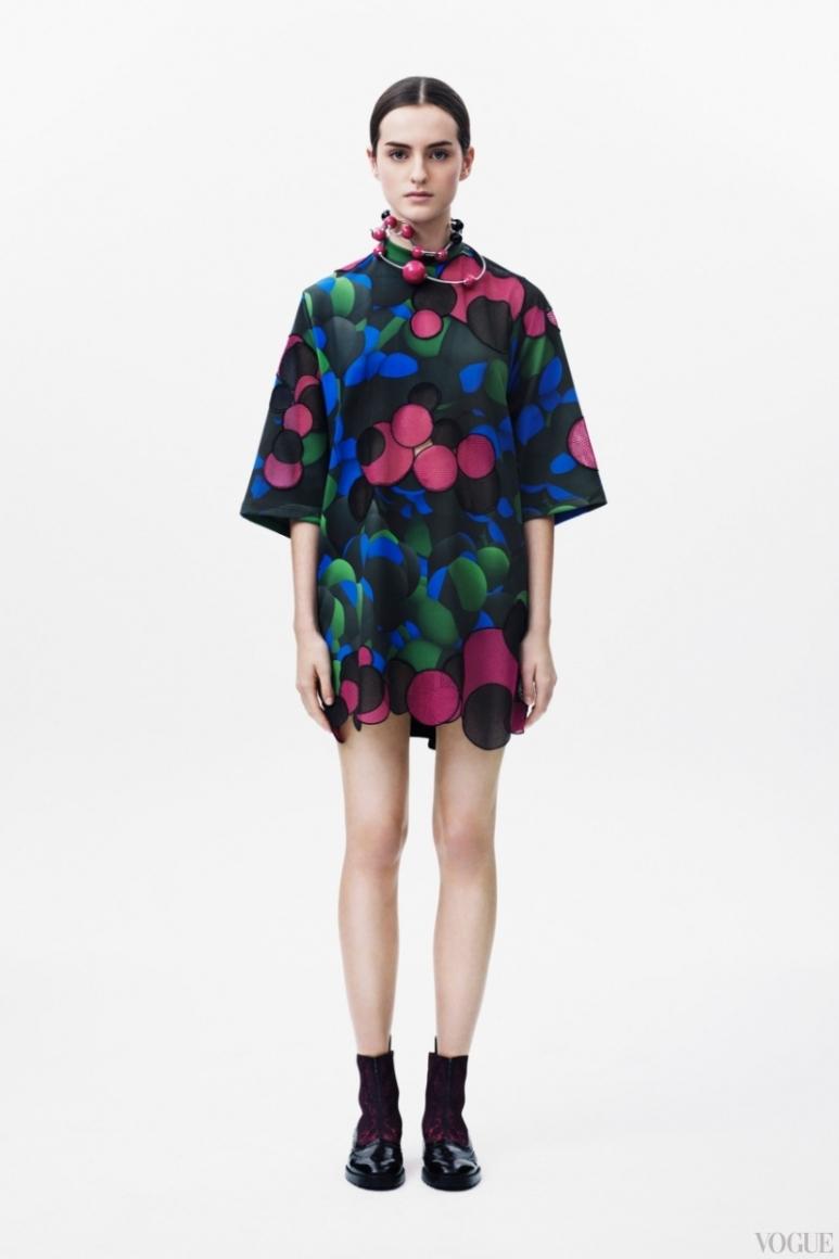 Christopher Kane Couture весна-лето 2013 #4