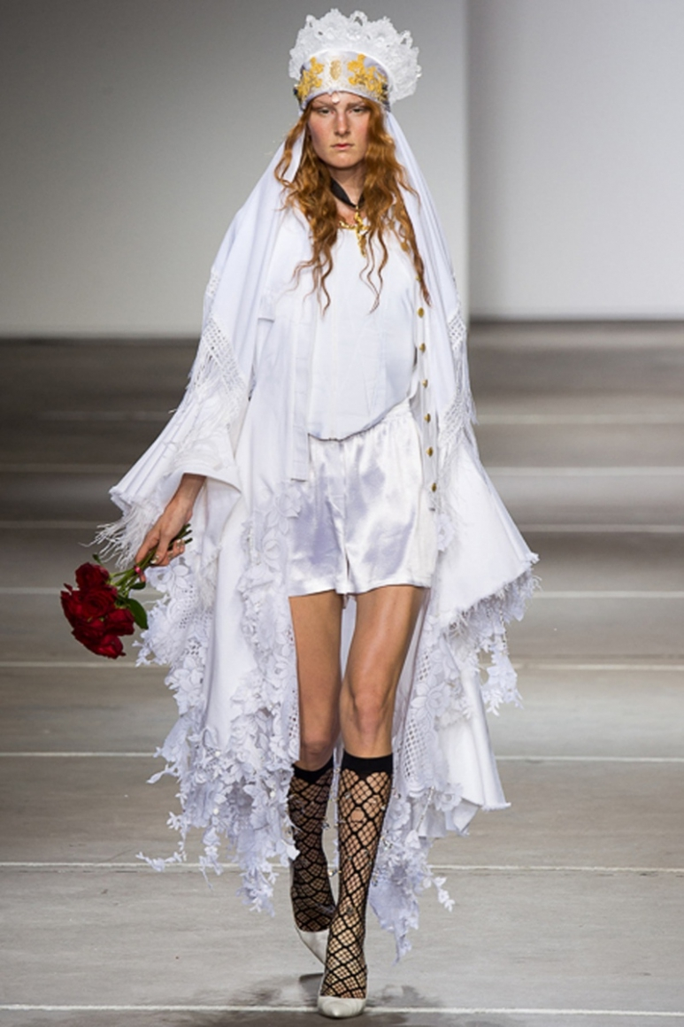 Fashion East весна-лето 2015 #2