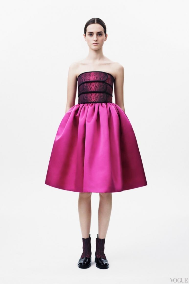 Christopher Kane Couture весна-лето 2013 #17
