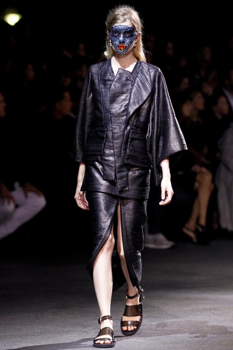 Givenchy весна-лето 2014 #49