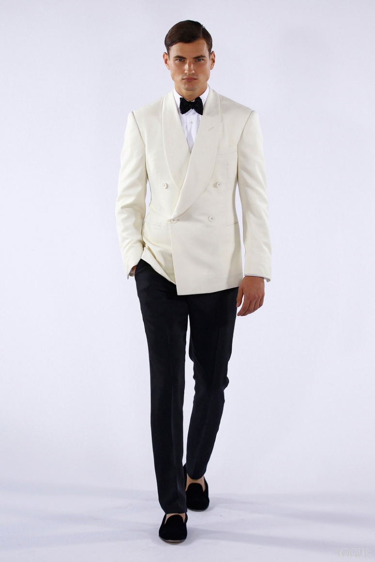 Ralph Lauren Menswear весна-лето 2016 #5