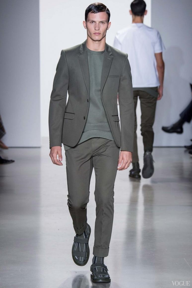 Calvin Klein Menswear весна-лето 2016 #26