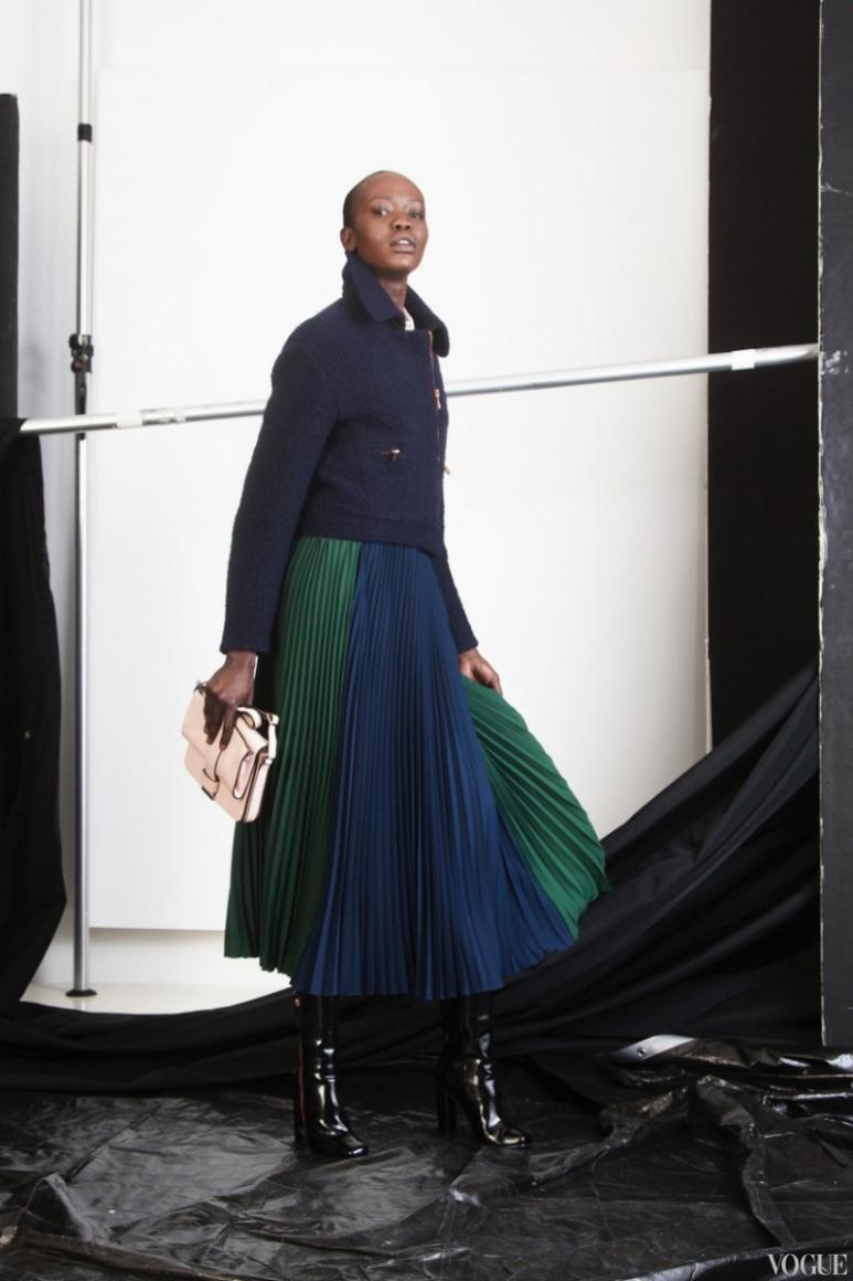 Cedric Charlier Couture весна-лето 2013 #12