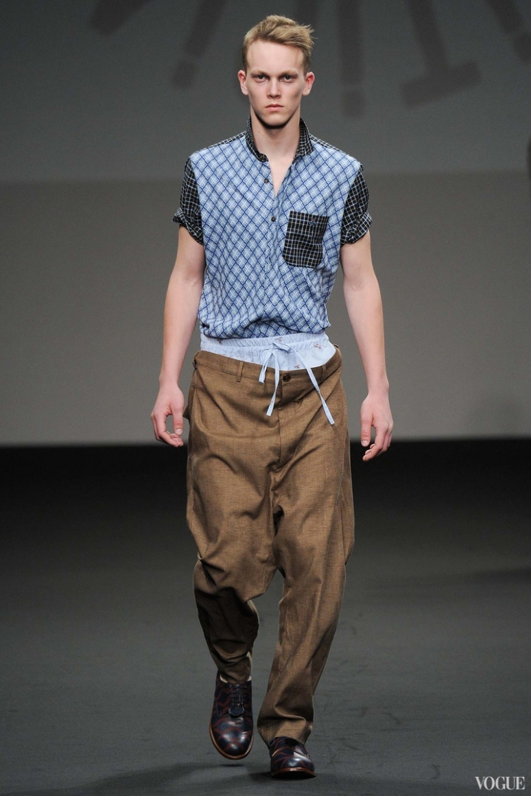 Vivienne Westwood Menswear весна-лето 2016 #14