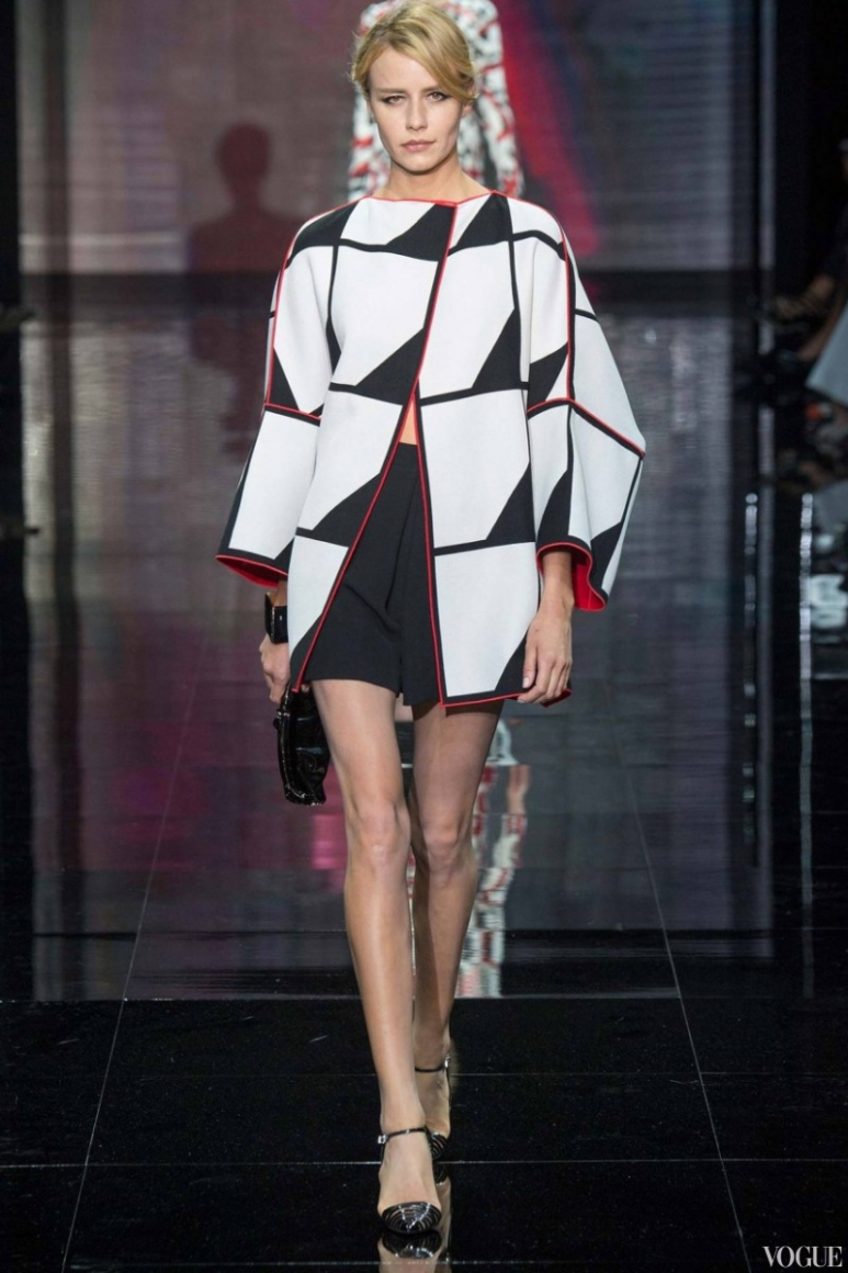 Armani Priv? Couture осень-зима 2014/2015 #41