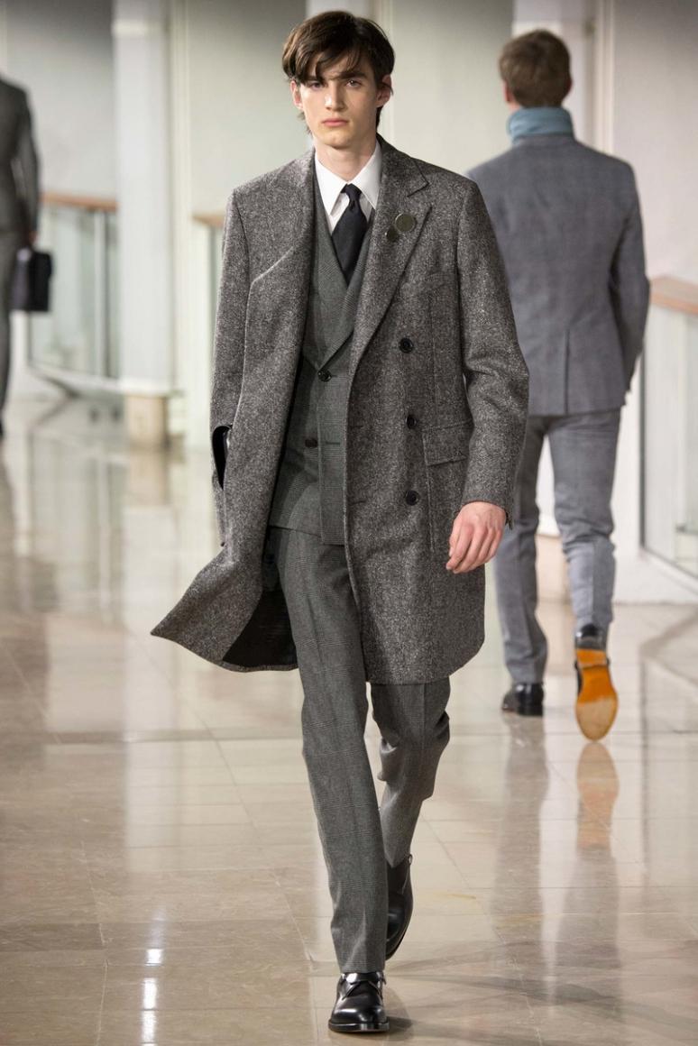 Hermes Menswear осень-зима 2015/2016 #42