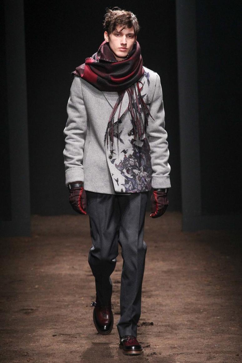 Salvatore Ferragamo Menswear осень-зима 2015/2016 #32
