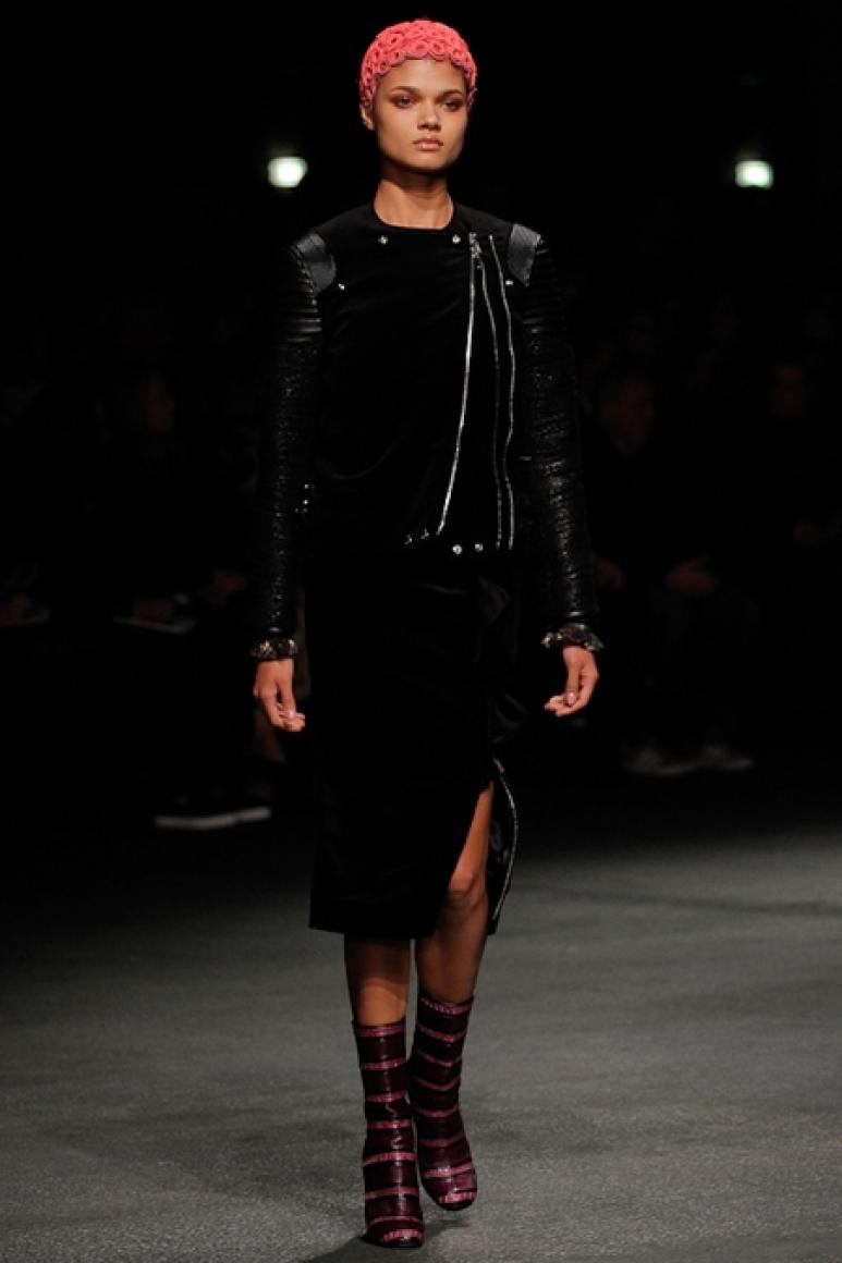 Givenchy осень-зима 2013/2014 #49