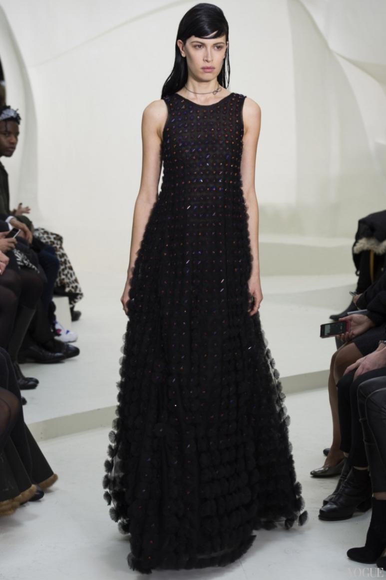 Christian Dior Couture весна-лето 2014 #15