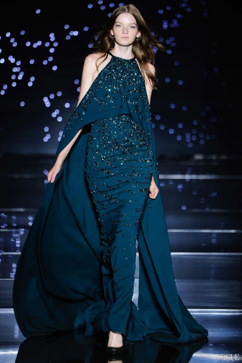 Zuhair Murad Couture осень-зима 2015/2016 #37