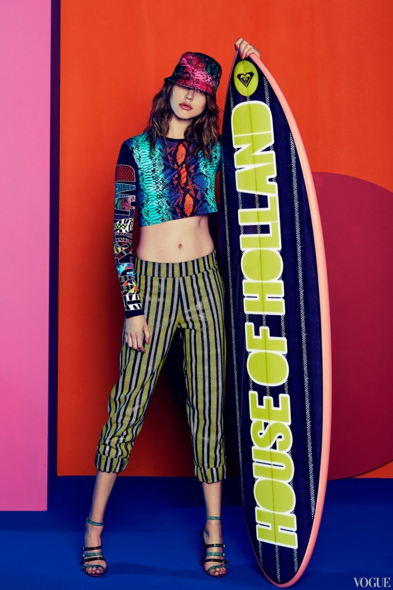 House Of Holland Resort 2015 #17