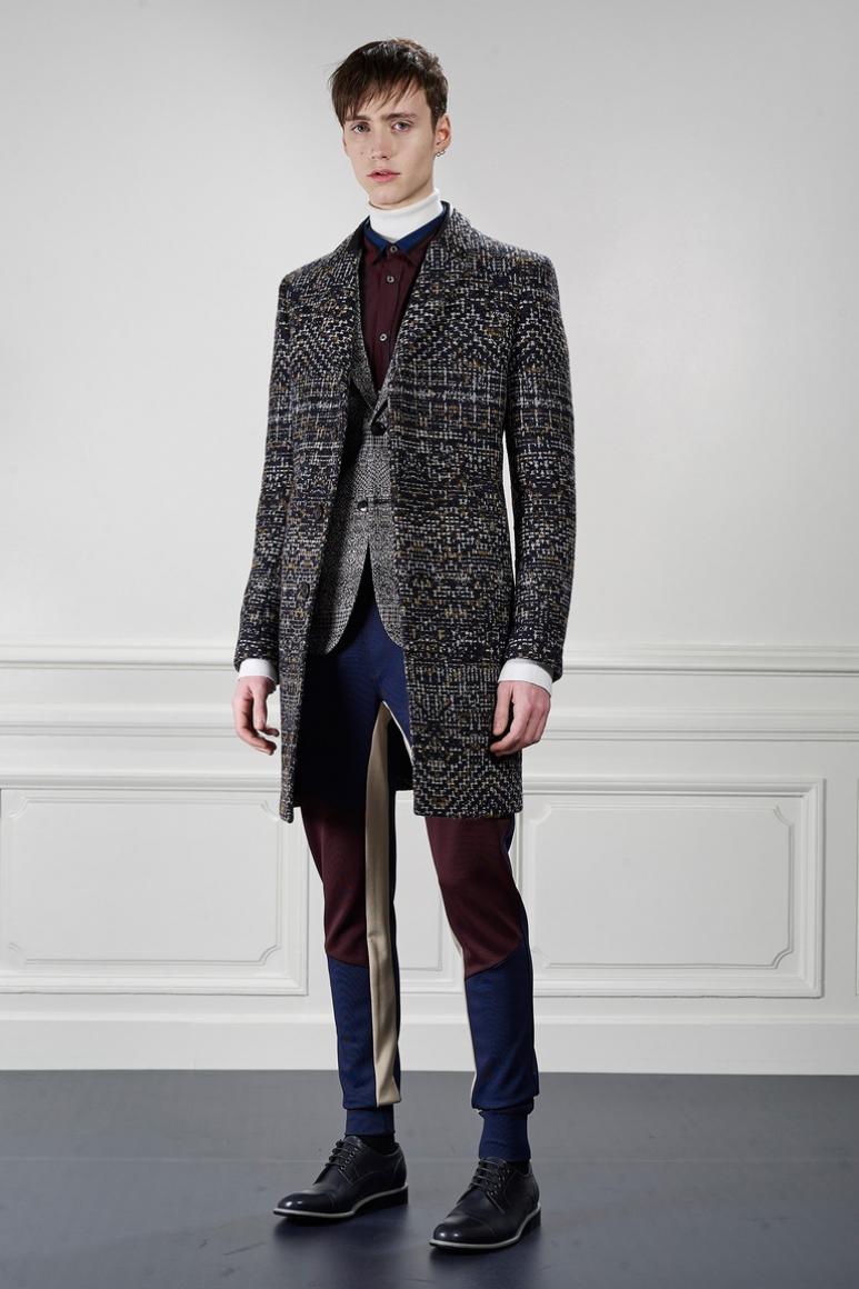Viktor & Rolf Menswear осень-зима 2015/2016 #24