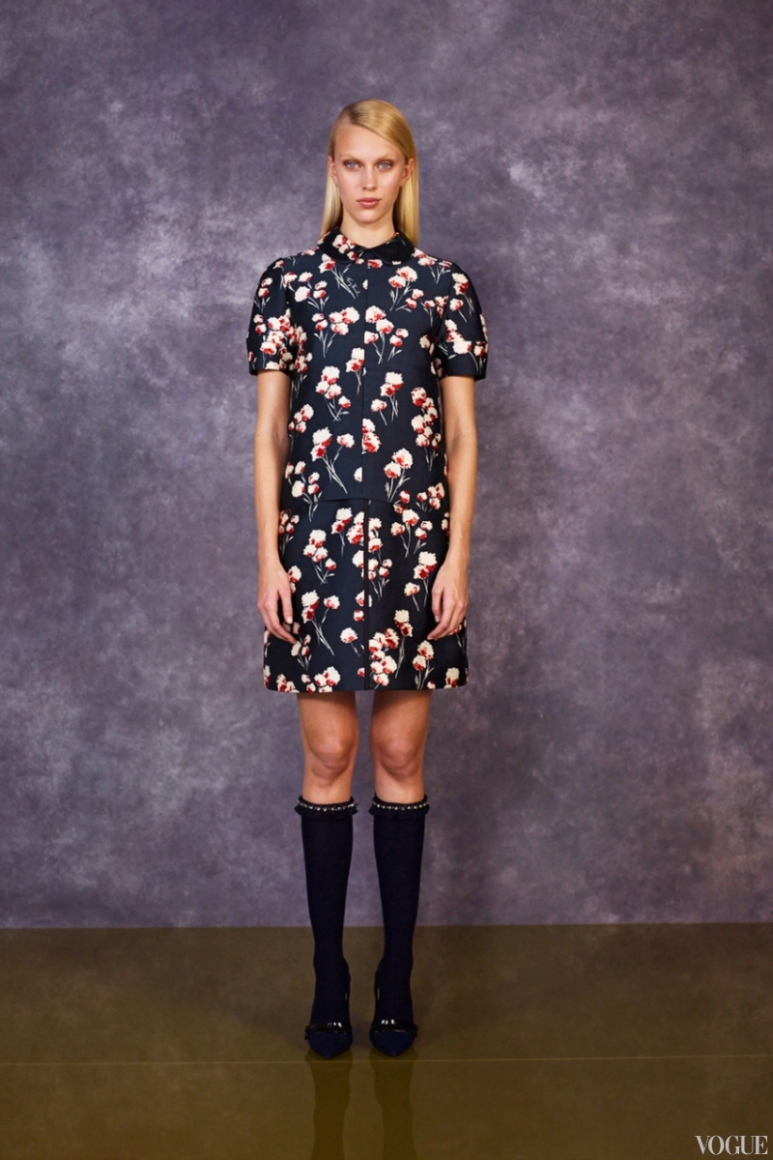 Tory Burch Couture весна-лето 2013 #5